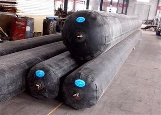 Round Formwork Inflatable Rubber Balloon Favorable Elasticity For Bridge Construction