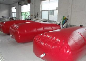Customized Thickness Water Bladder Tank Environmental Friendly PVC Material